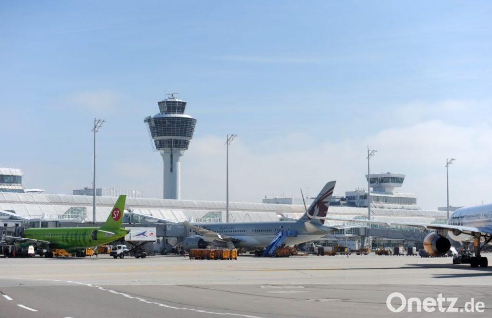 Stephan Oetzinger Für Besseren Bahnfahrplan Zum Flughafen