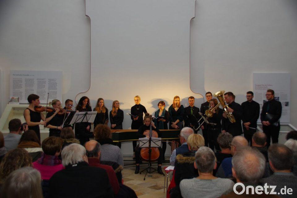Weihnachtskonzert der Berufsfachschule für Musik | Onetz