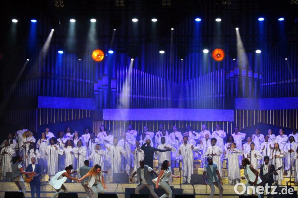 Gospel nürnberg  The Original USA Gospel Singers & Band  2019-05-13