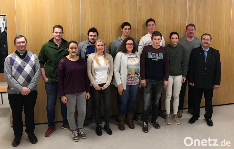Berühmt Landjugend Gebenbach erhält die Tradition   Onetz @GP_49