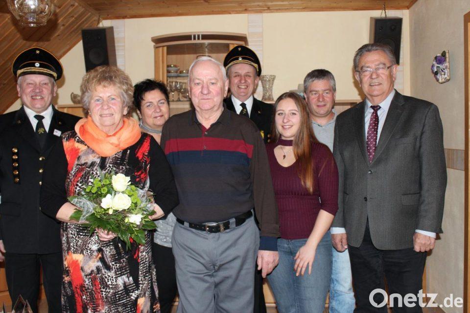 Goldene Hochzeit Im Hause Wache Onetz