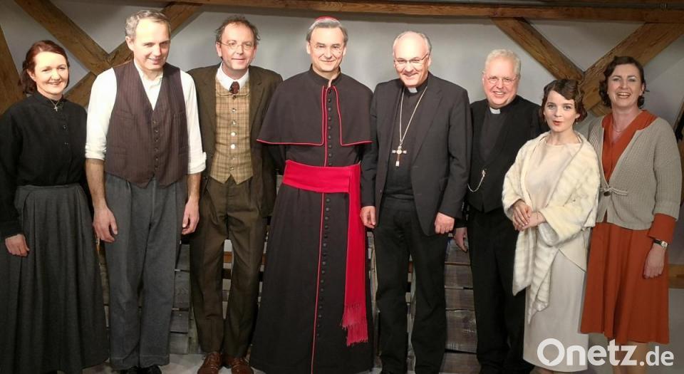 Treffen Der Bischöfe