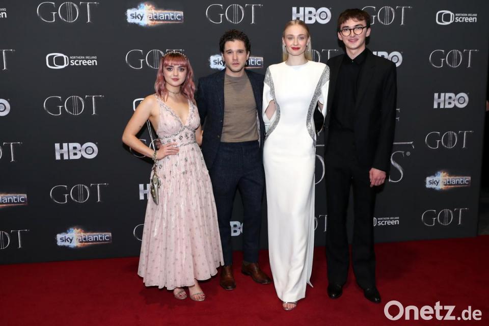 Game Of Thrones Fans Starten In Finale Staffel Onetz