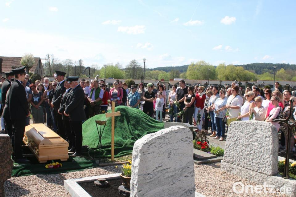Beerdigung Von Theresa Baudler Ihr Aufruf Lebt Für Mich