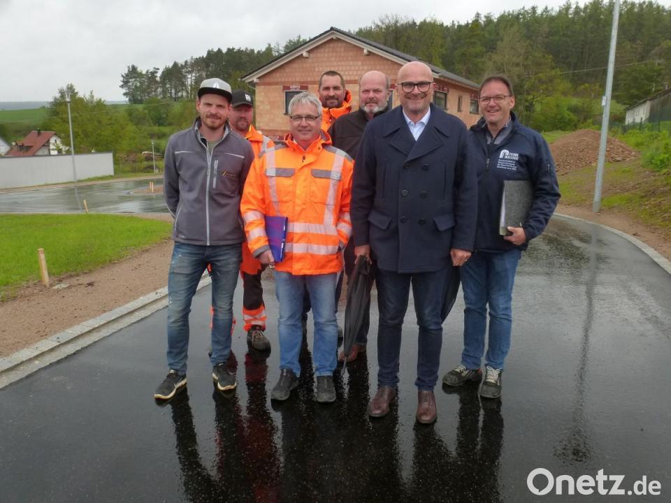 Baugebiet Schließt Lücke In Schwarzhofen