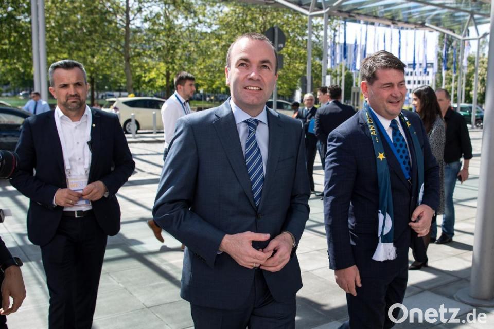 EU-Wahl: EVP will Europa gegen Nationalisten verteidigen