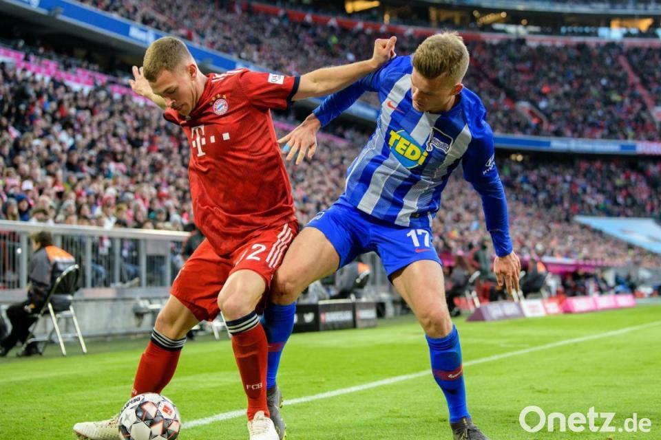 Auftakt Heimspiele Für Meister Bayern Und Aufsteiger Union