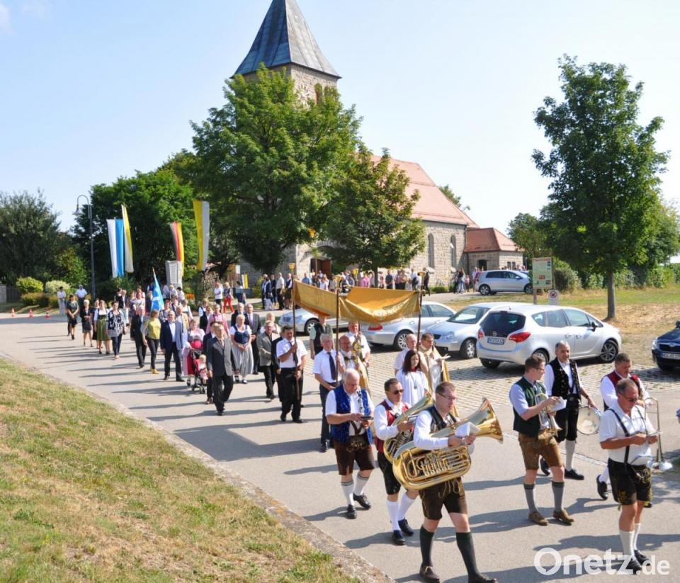 Kleinschwand feiert Kirchenfest | Onetz