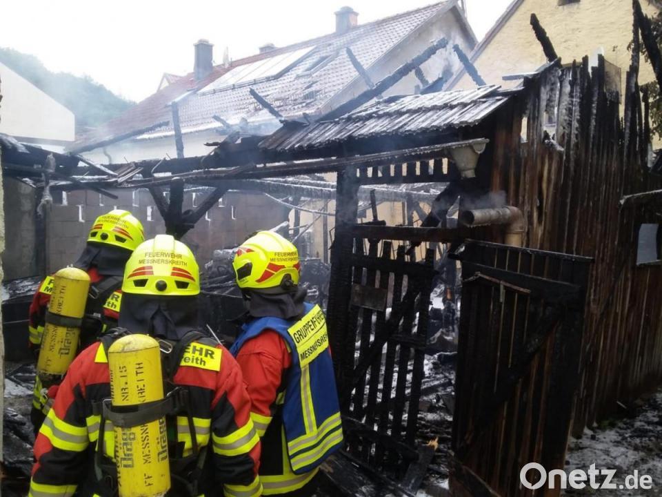 Mehrere Verletzte Bei Brand In Der Altstadt Onetz