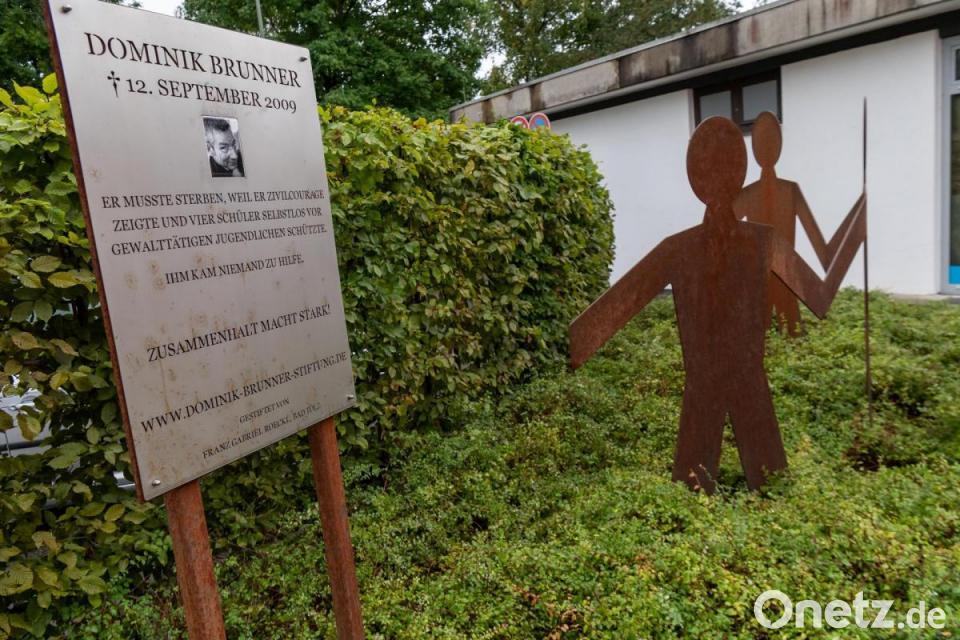 Herrmann Name Dominik Brunner Synonym Für Zivilcourage Onetz