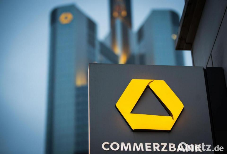Commerzbank streicht Tausende Stellen und schließt Filialen