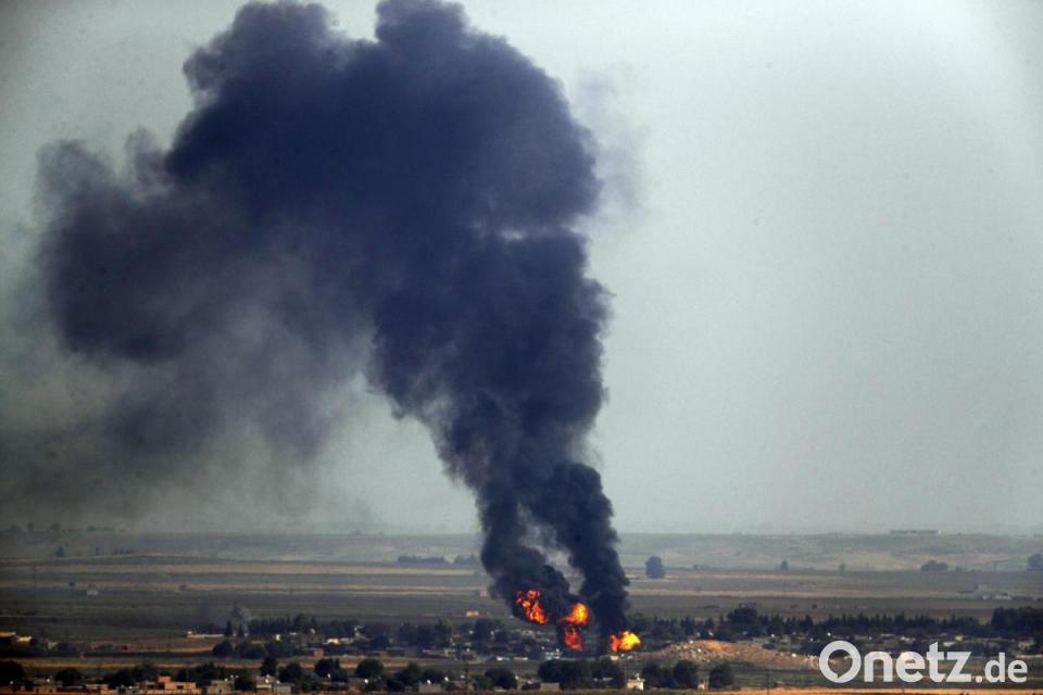 Kurdische Milizen Setzen Kampf Gegen Terrormiliz Is Aus Onetz