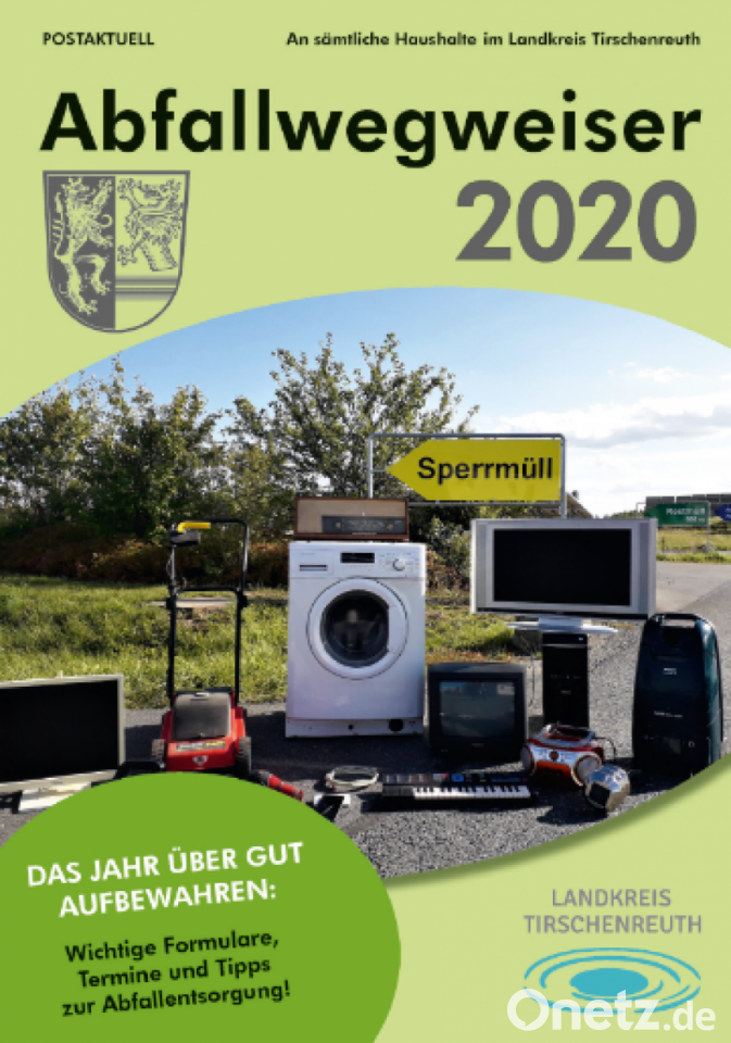 Edg abfallkalender 2020