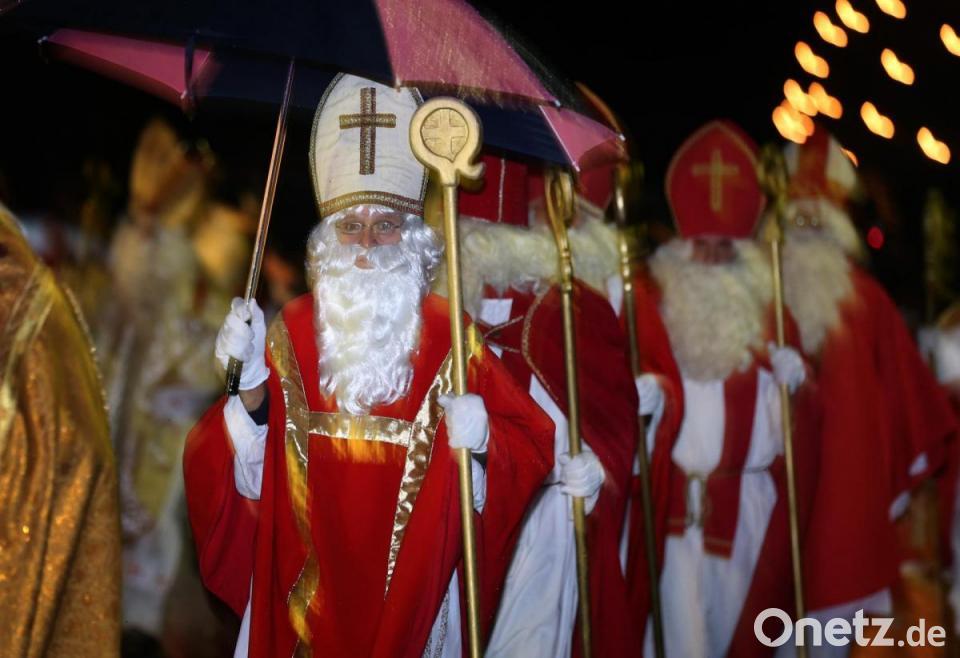 Tipps Für Den Nikolaus Besuch Den Kindern Keine Angst