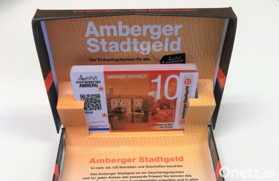 Stadtgeld Amberg