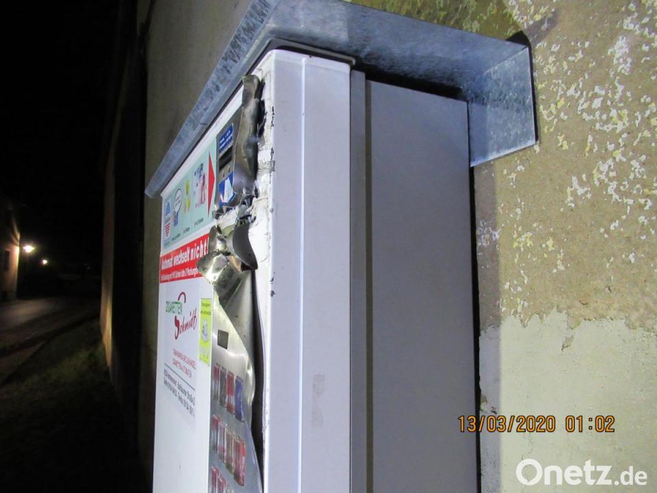 Zigaretten automat finden