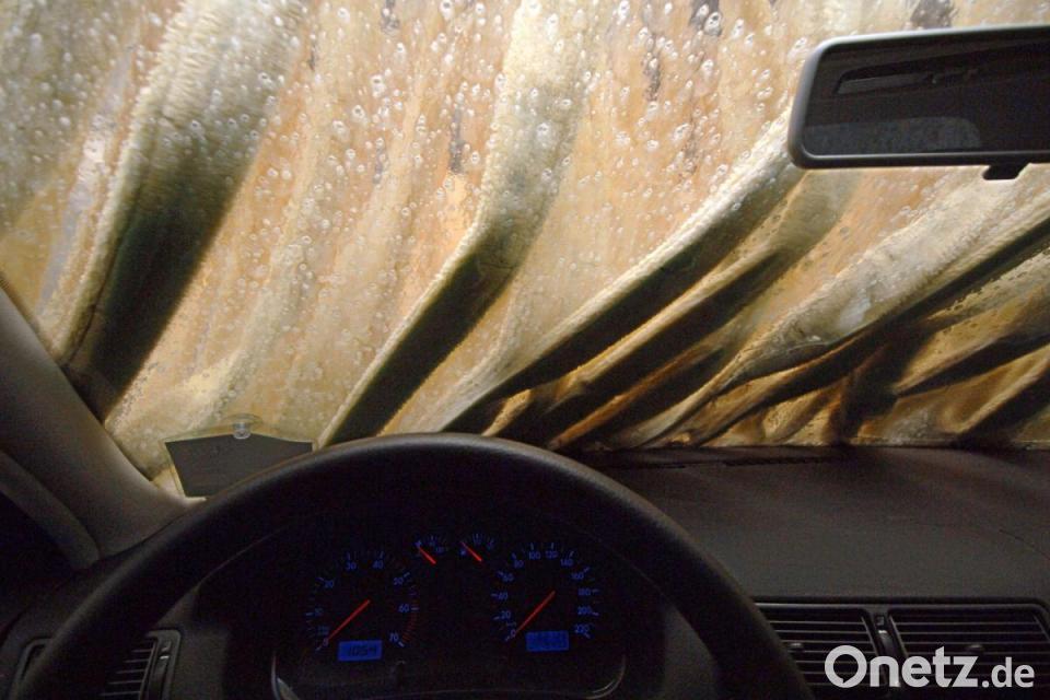 Autowaschen Erlaubt