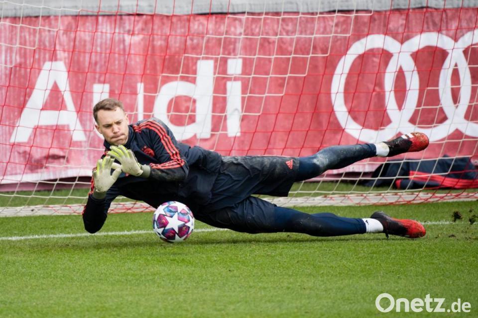 Kicker Fc Bayern