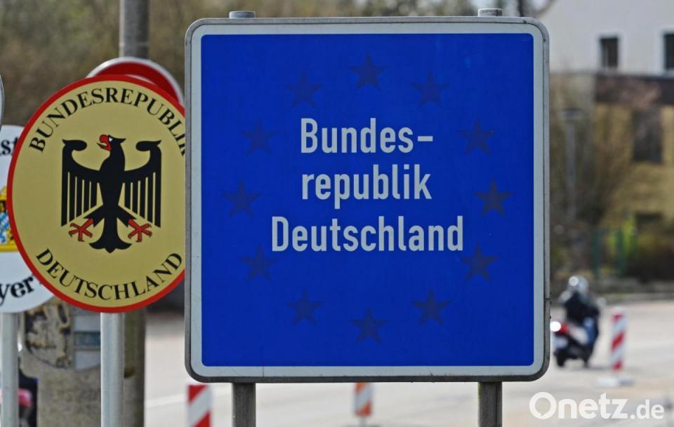 Tschechien Grenze Wieder Offen