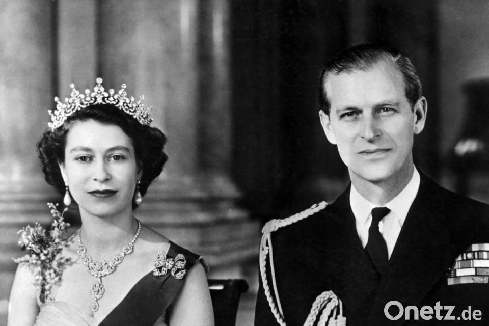 Geburtstag Auf Schloss Windsor Prinz Philip Wird 99 Onetz