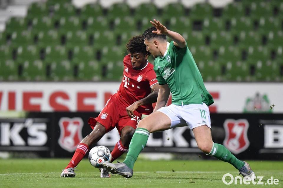 Werder Bremen Gegen Bayern München