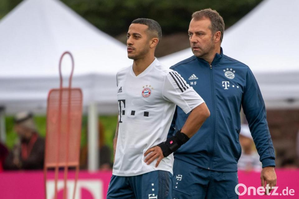 FC Bayern: Thiago zu Liverpool? Transfer offenbar kurz vor Abschluss