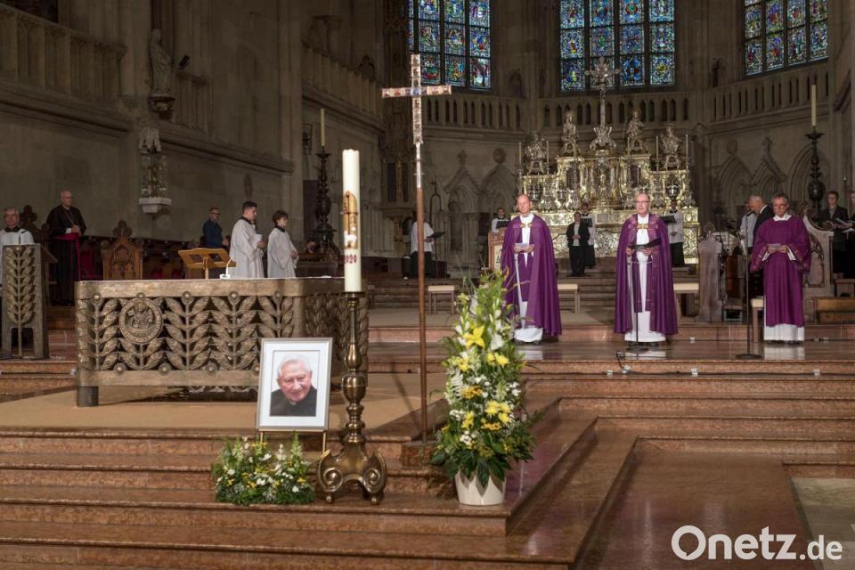 Georg Ratzinger Beerdigung