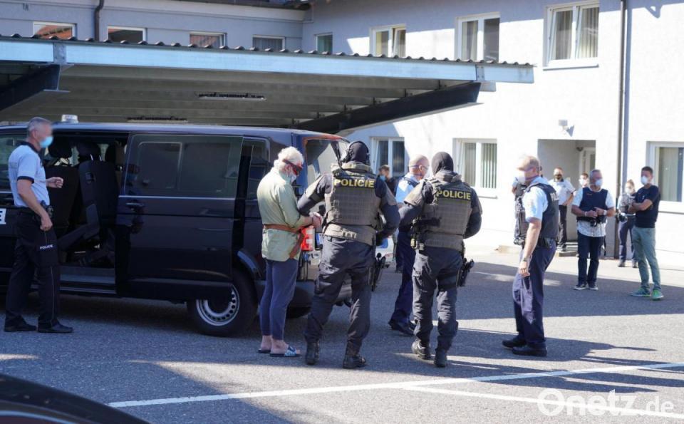 Ausländerpolizei