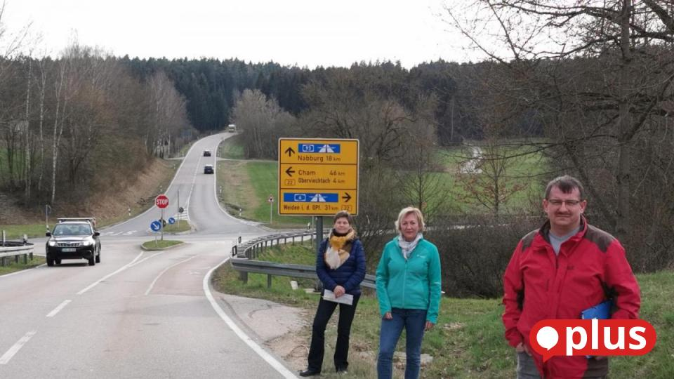 Pro Kreisverkehr, kontra Brücke: Teunzer starten Unterschriftenaktion