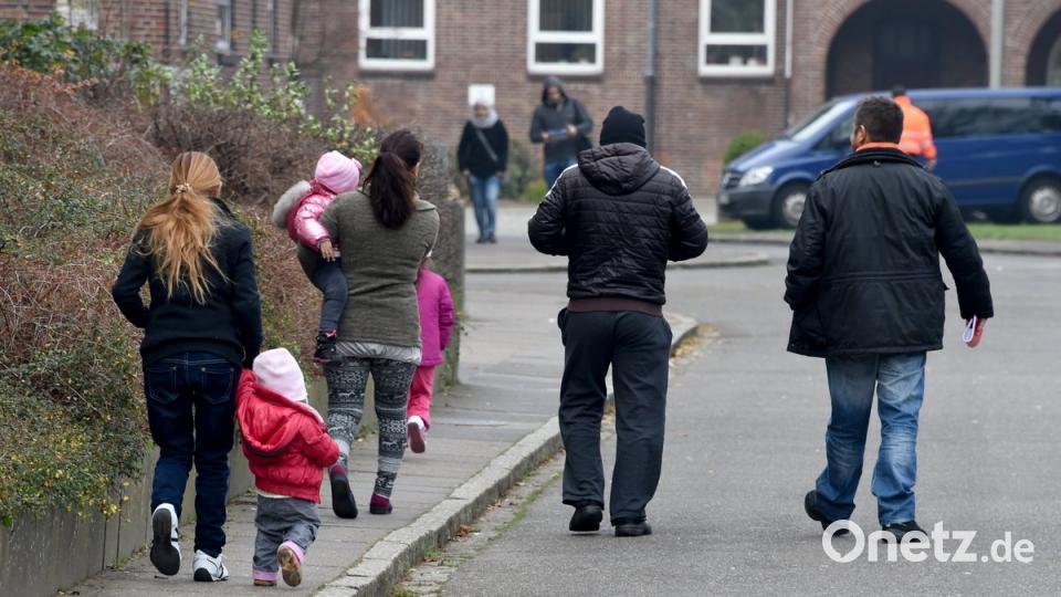 Flüchtlinge Wohnungssuche