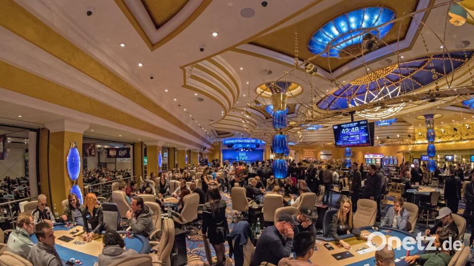 Casino Nacht Der Legenden 2017