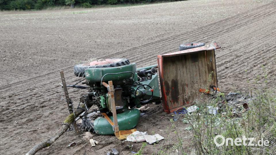 Unfall Maxhütte Haidhof