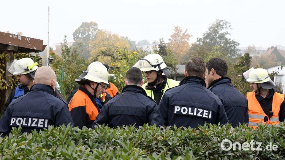 Chlor-Alarm in Kleingartenanlage
