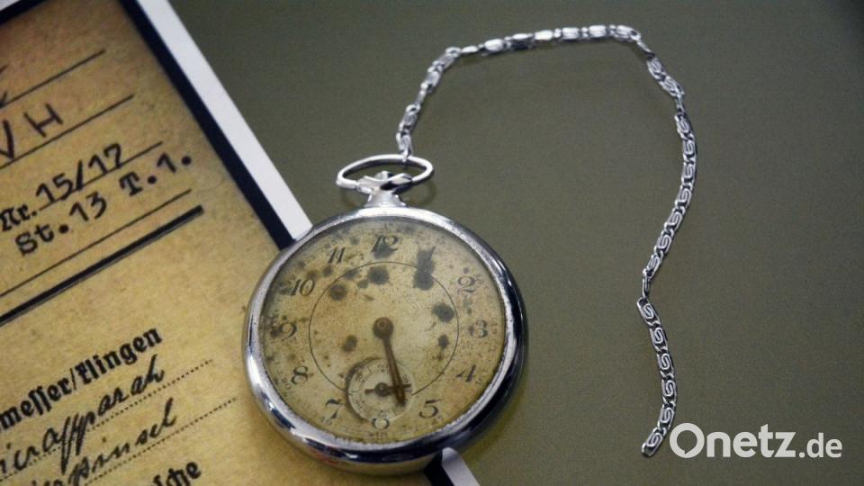 Die Geschichte einer Taschenuhr   Onetz