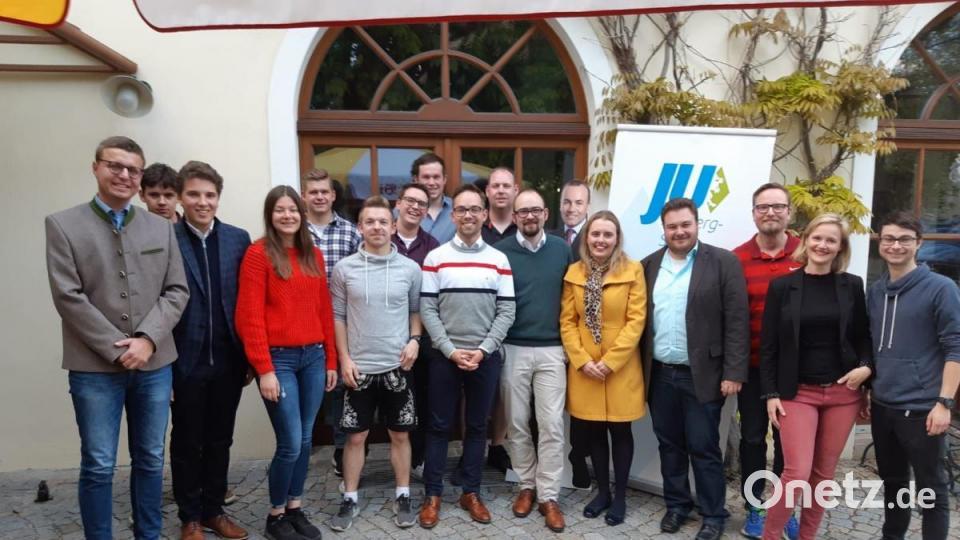 Amberger Junge Union Mit Neuer Spitze In Die Zukunft