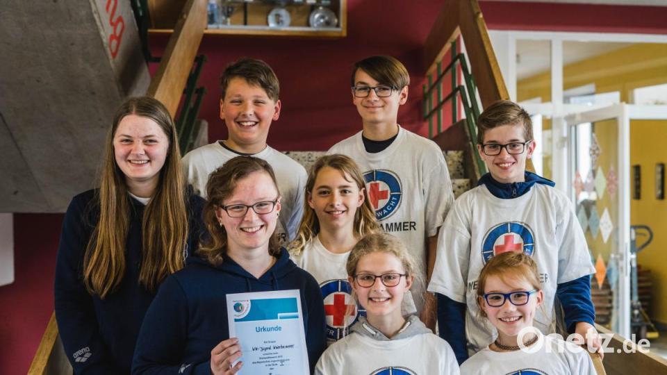 Wasserwacht-Jugend Fit In Erster Hilfe