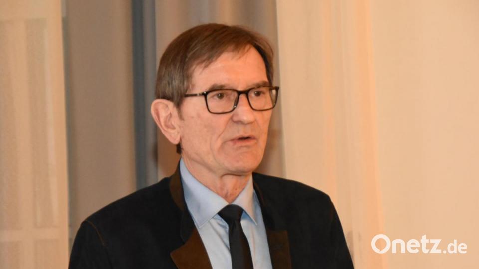 """BSB-Präsident Richard Drexl Liest Aus """"Nicht Einmal"""