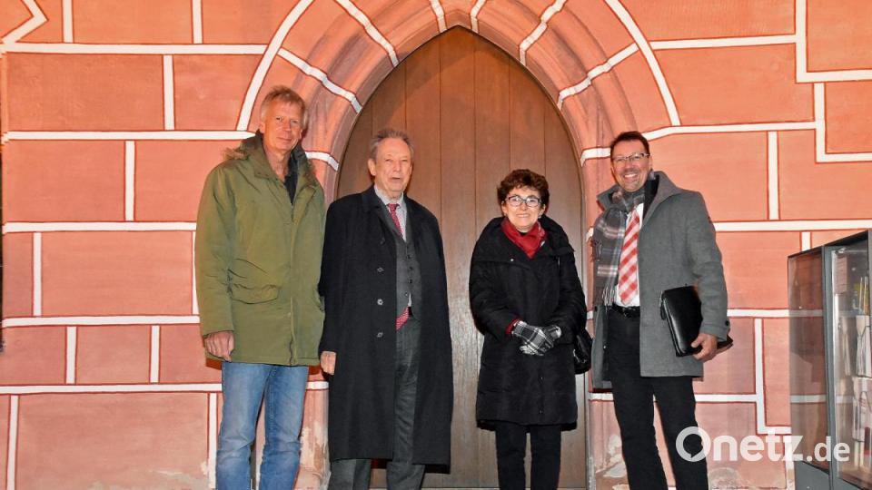 """Fürstlicher Besuch in Sulzbach-Rosenberg: """"Der Leopard"""" im Nordgau - Onetz.de"""