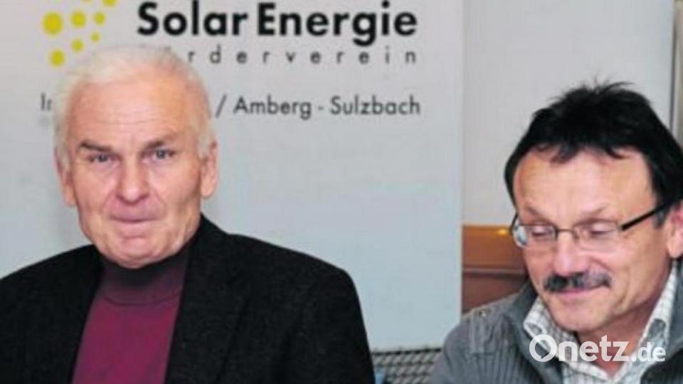 Solarförderverein Amberg-Sulzbach vor 25 Jahren gegründet - Onetz.de