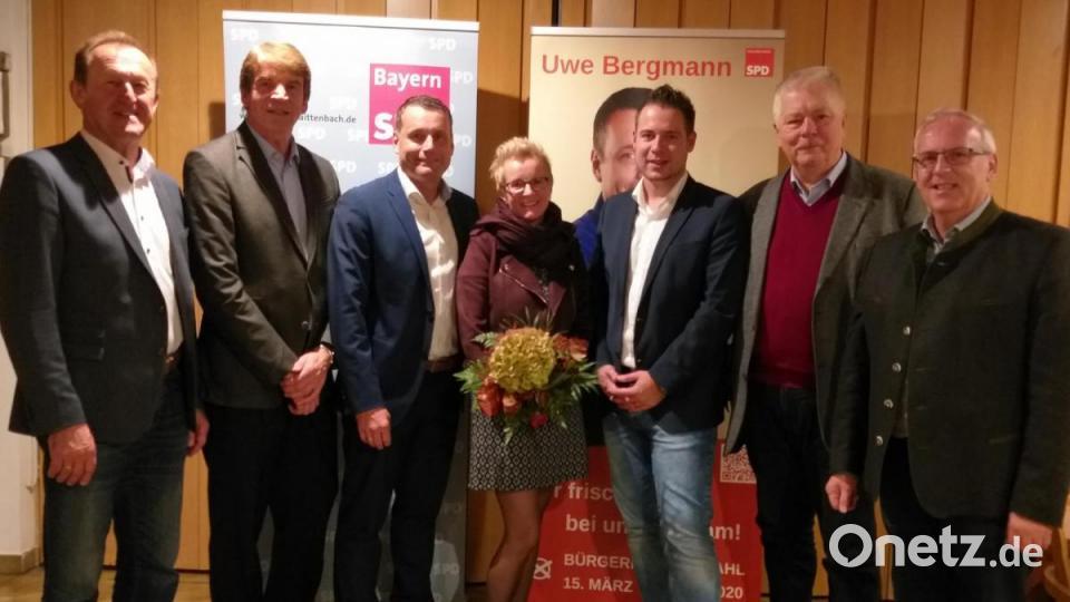 Schnaittenbach: Uwe Bergmann (SPD) will Bürgermeister werden - Onetz.de