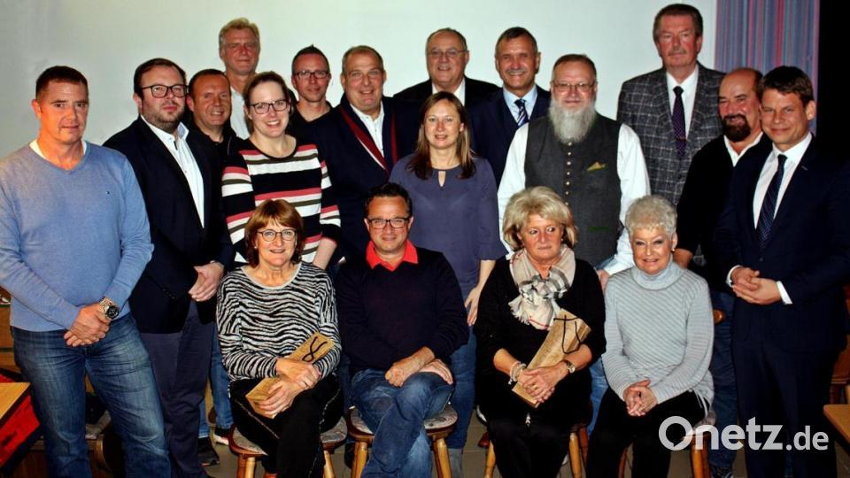 """Für CSU Weiden-West steht fest: """"Ohne treue Mitglieder kein Erfolg"""" - Onetz.de"""