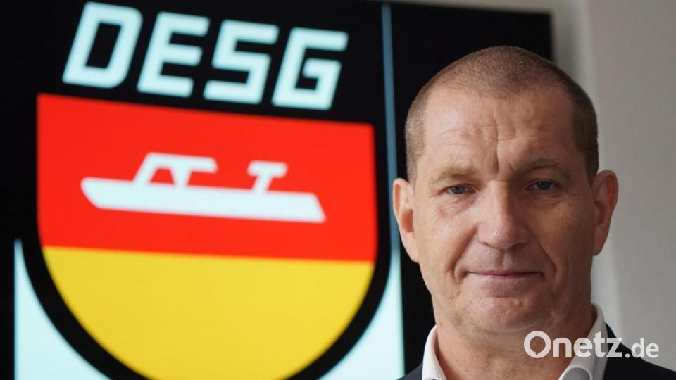 Große neuer DESG-Präsident: Nicht die Zeit zu feiern