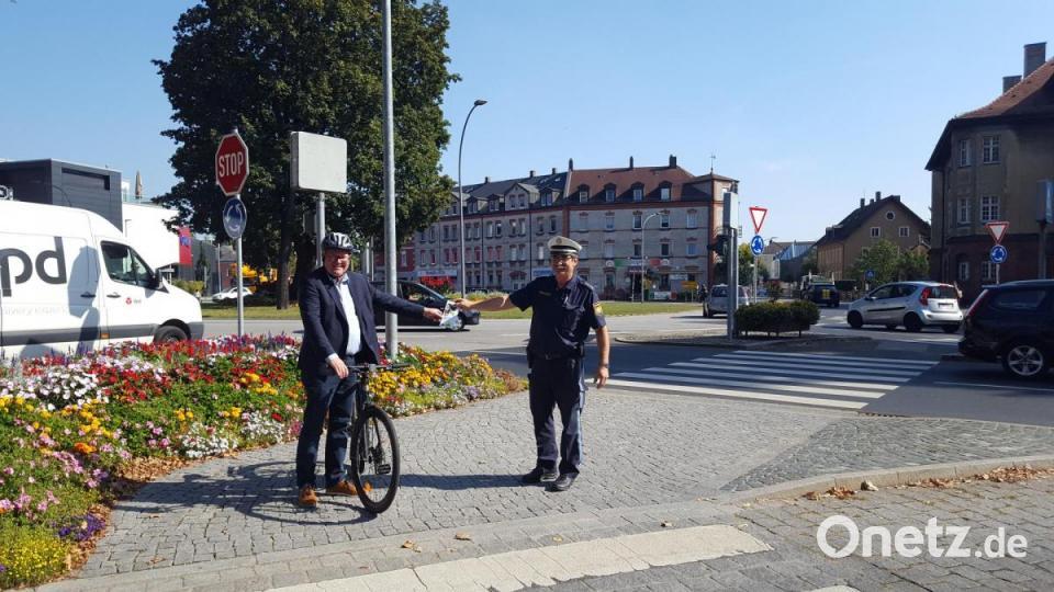 Fahrradunfälle: Polizei klärt auf