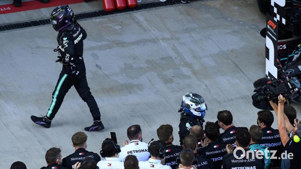 Wut des Weltmeisters: Hamilton zweifelt an Formel-1-Justiz