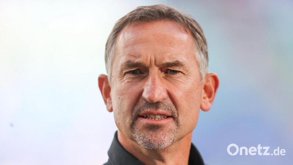 Mainz trennt sich von Trainer Beierlorzer