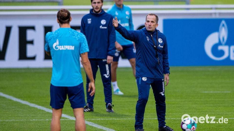 Neuer Schalke-Coach Baum auch als Psychologe gefordert