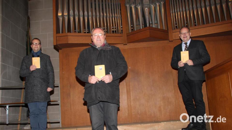 Liedbuch erinnert an Stadtpfarrer Franz Meiler