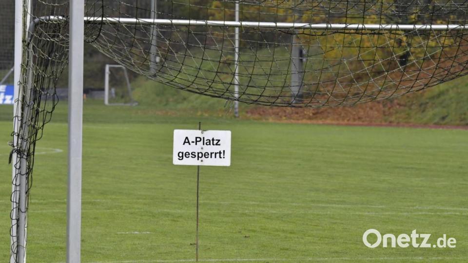 Lockdown verlängert: Amateurfußballer weiter im Wartestand