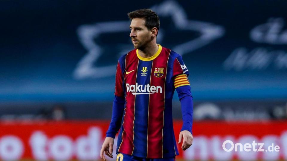 Ungewissheit bei Barça: Paukt Messi für den Wechsel?