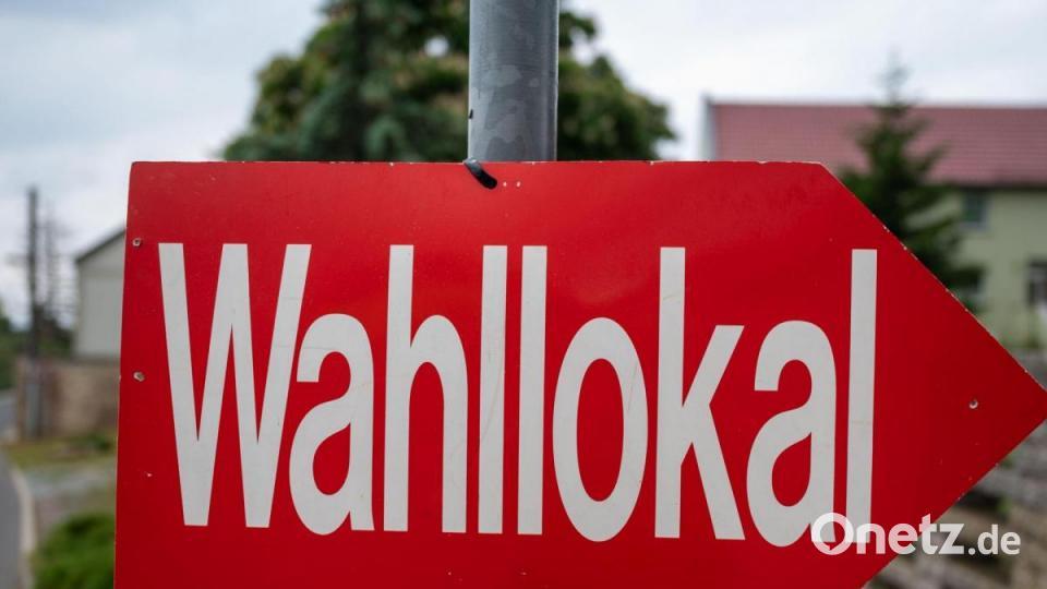 Spannung steigt bei Wahl in Sachsen - Wahlbeteiligung ...
